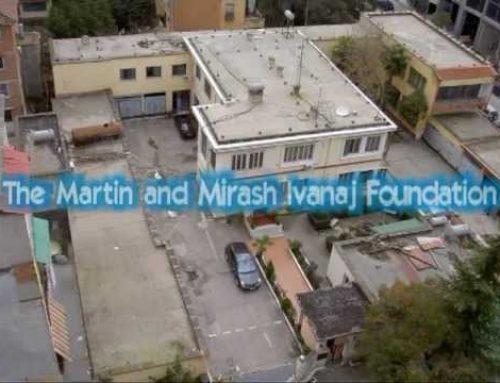 Martin & Mirash Ivanaj Foundation: A brief look at the history, vision and goals.
