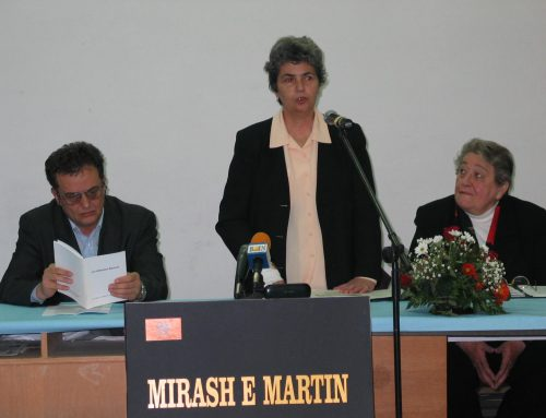 Fjala nga Pertefe Leka – Konferencë në Tuz – 14 Nentor 2004