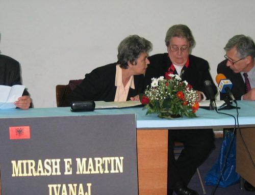 Nje konference kulturore e mbajtur ne Tuz te Malit te Zi