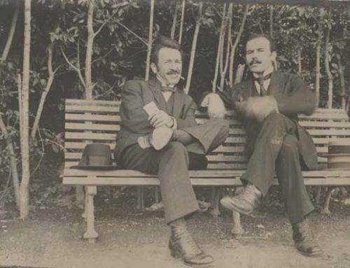 Martin and Mirash Ivanaj