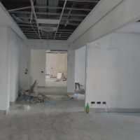 Offices & corridor