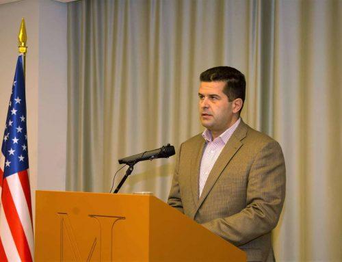 Speech by Rezart Spahia, Oct. 10, 2017 – Opening Event