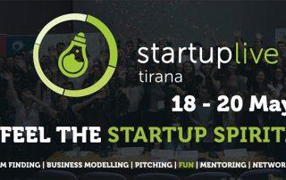 Startup Live 2018