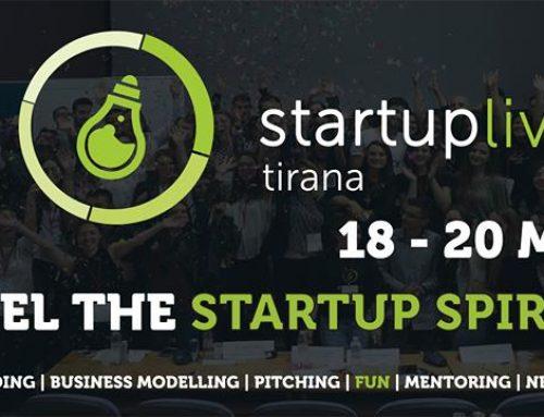 STARTUP LIVE TIRANA 7