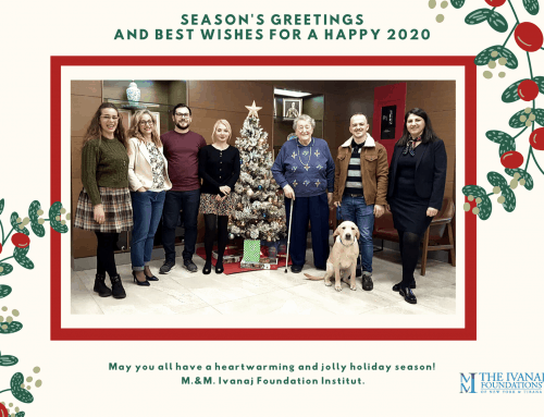 Season's Greetings 2020!
