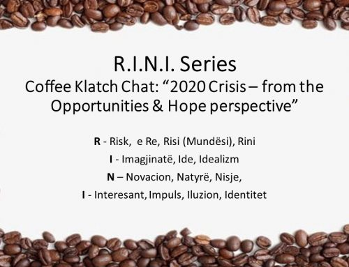 Coffee Klatch Chat between youth and experts
