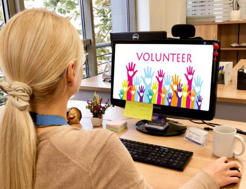 Një përmbledhje e zhvillimit të Qendrës sonë të Vullnetarëve