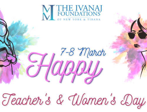 HAPPY TEACHER'S DAY AND HAPPY INTERNATIONAL WOMEN'S DAY