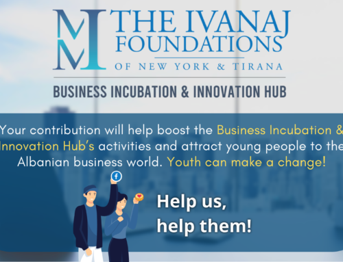 Help young Albanian's education